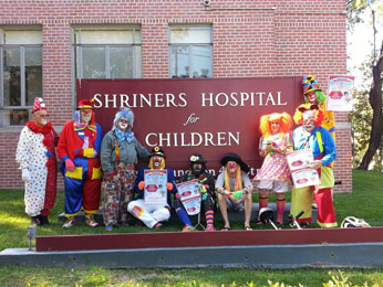 Shriners Clowns